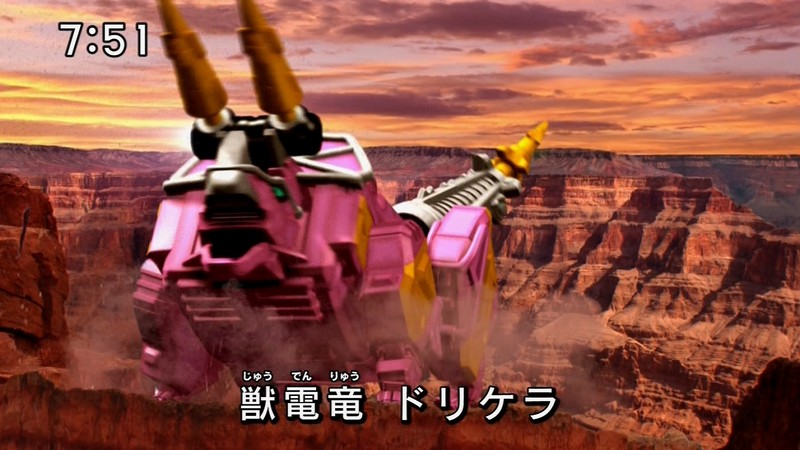Růžový triceratops
