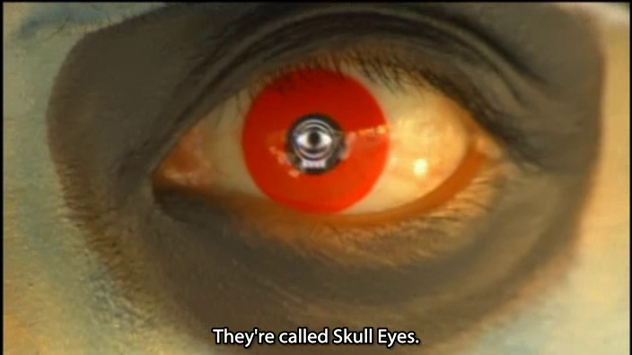 A takto vypadá nebezpečné oko z blízky